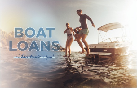 Boat loans for boatloads of fun