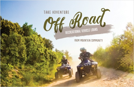 Take adventure off road