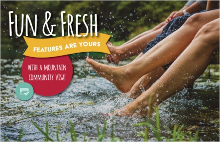 Fun & fresh features are yours