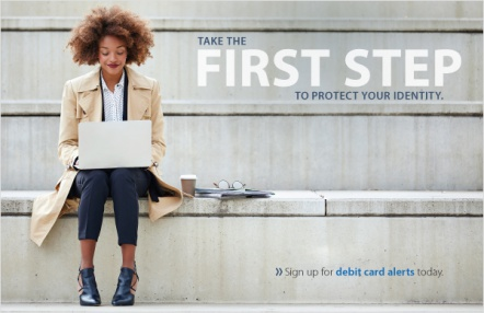 Take the first step to protect your identity.