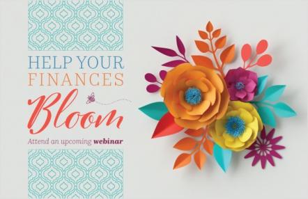 Help your finances bloom