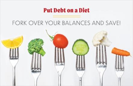 Put Debt on a Diet