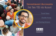 Investment Accounts That Take You into Account