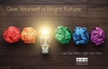 Give Yourself a Bright Future