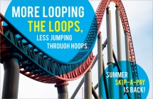 More Looping the Loops, Less Jumping Through Hoops.