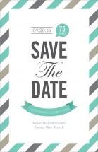 Save the Date – Anniversary Celebration