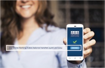 Our Online Banking Makes Balance Transfers Quick and Easy.
