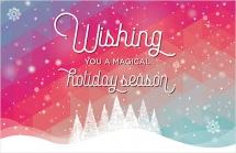 Wishing You a Magical Holiday Season