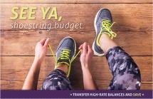 See Ya, Shoestring Budget