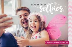 Save Between Selfies.