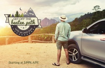 Get Off The Beaten Path With an Auto Loan