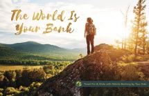The World is Your Bank