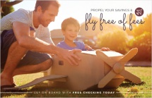 Propel Your Savings & Fly Free of Fees