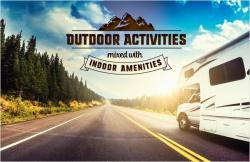 Outdoor Activities Mixed with Indoor Amenities