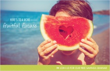 Here's to a more fruitful future
