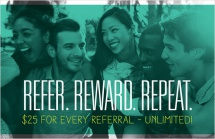 Refer. Reward. Repeat.