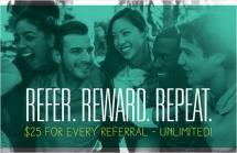 Refer. Reward. Repeat.