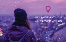 Take Your Accounts Wherever You Go