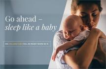 Go Ahead – Sleep Like a Baby