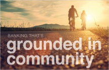 Banking That's Grounded in Community
