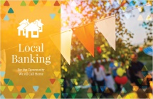 Local Banking For the Community We All Call Home