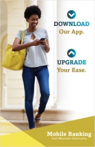 Download our app. Upgrade your ease.