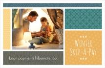Loan payments hibernate too.
