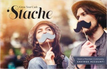 Grow Your Cash 'Stache