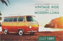 Get Your Vintage Ride with a Modern Loan
