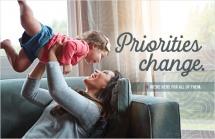 Priorities Change
