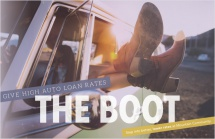 Give High Auto Loan Rates the Boot