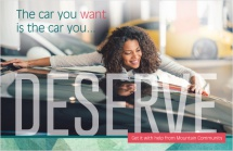 The Car You Want is the Car You Deserve
