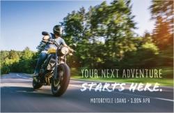 Your Next Adventure Starts Here.