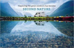 Exploring the great outdoors has become second nature