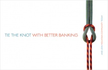 Tie the knot with better banking