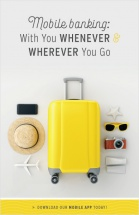 Mobile banking:With You Whenever & Wherever You Go