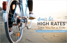 Don't let high rates take you for a ride
