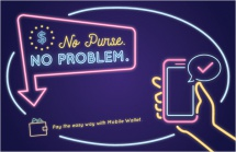 No Purse. No problem.