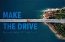 Make the drive