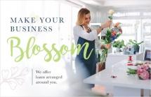 Make your business blossom