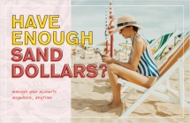 Have enough sand dollars?