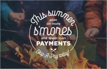 This summer plan on more s'mores and fewer loan payments