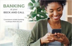 Banking at your beck and call