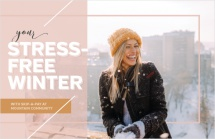 your stress-free winter