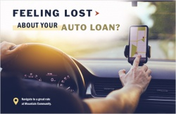 Feeling lost about your auto loan?