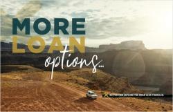More loan options