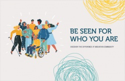 Be seen for who you are