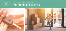4 Steps to Attracting Potential Borrowers