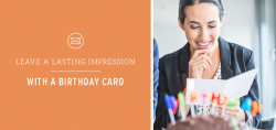 Leave a Lasting Impression With a Birthday Card