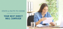 Stats & Facts to Guide Your Next Direct Mail Campaign
